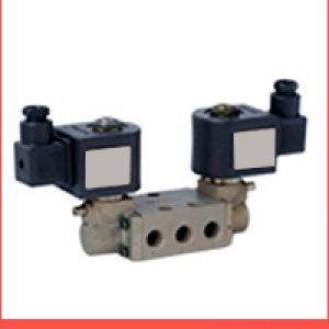 Double Acting Solenoid Valves Manufacturer In India