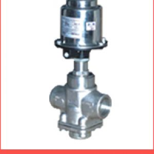 Cylinder Operated Control Valve Manufacturer In India