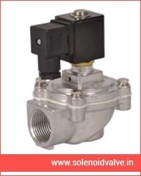 Solenoid Valve Diaphragm Type 2 Way Manufacturers In India