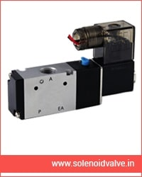 single solenoid valves
