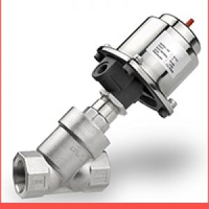 Tri Clover On-Off Type Pneumatic Angle Seat Valve Manufacturer