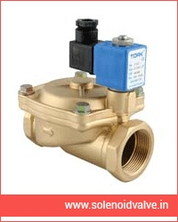 single solenoid valve