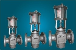 Steam Control Valves Exporter In India